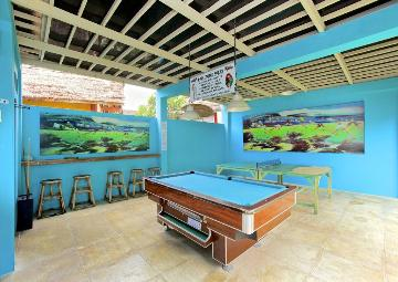 Nusa Lembongan Hotels, games area